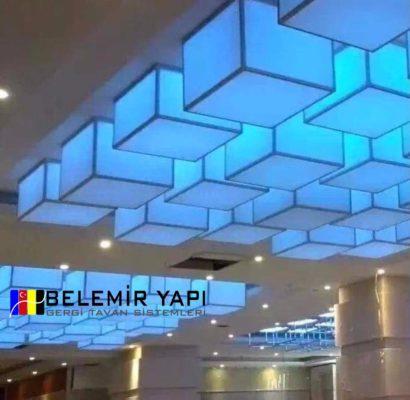 çorlu gergi tavan, trakya gergi tavan, mağaza dekorasyon, çorlu düğün salonu, gergi tavan modelleri, barisol çorlu dekorasyon