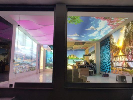 Hotel Suzab to decor art designer