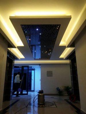 ergene gergi tavan modelleri, ergene dekorasyon, mutfak dekorasyonu, yıldızlı tavan, hastane